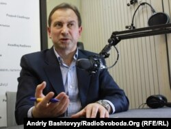 Vicepreședintele Radei, Mykola Tomenko