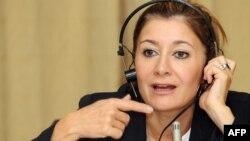 Директорот на организацијата за Блискиот Исток Сара Витсон