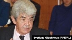 Председатель экологического союза «Табигат» Мэлс Елеусизов. Астана, 19 октября 2015 года.