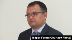 Марат Гатин