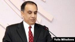 Ambasadorul american Asif Chaudhry