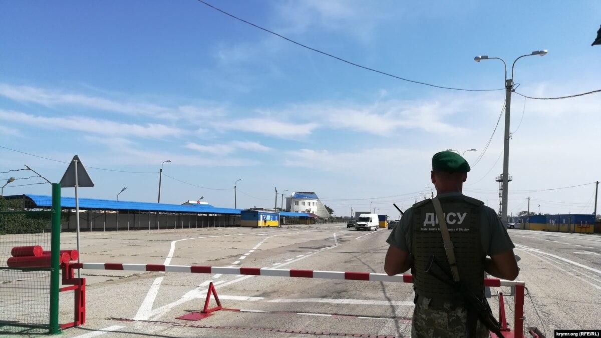 Украинские пограничники усиливают патруль на море и в воздухе у адмінкордону с оккупированным Крымом