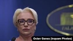 Premierul Viorica Dăncilă, nesigură pe majoritatea parlamentară, vede soluția în OUG