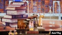 IV İslam Həmrəyliyi oyunlarının açılış mərasimi. 12 may 2017