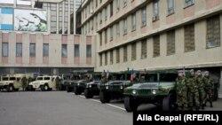 Ministarstvo odbrane Moldavije u Kišinjevu
