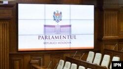 Parlamentul moldovean, imagine generică.