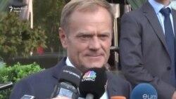 """Donald Tusk: """"Avem nevoie de un diagnostic realist al cauzelor care au dus la Brexit"""""""