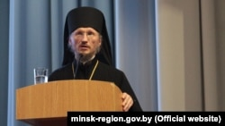 Bishop Veniamin of Borisov and Maryina Gorka has been appointed the patriarch's exarch of all Belarus. (file photo)