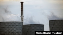 Dimnjaci Termoelektrane Tuzla