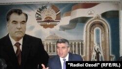 Хабибулло Вохидов, прокурор Согда