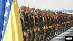 Oružane snage Bosne i Hercegovine, fotoarhiv