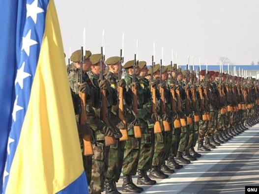 Oružane snage Bosne i Hercegovine, ilustrativna fotografija
