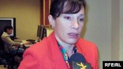 Tajikistan - U.S. Ambassador to Tajikistan Tracey Ann Jacobson congratulates with Navruz, Dushanbe, 20Mar2008