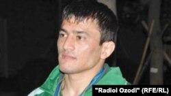 Расул Боқиев, паҳлавони тоҷик