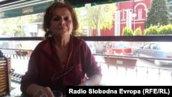 Душка Гиевска, пензионерка од Куманово