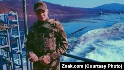 Artur Yepifantsev is a special-forces marine at the Pavlovsk submarine port in Russia's Far East.