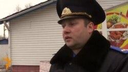 Жыхар Бабруйску падарваў сябе каля крамы