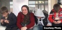 Шешен босқындары. Түркия, 23 сәуір 2013 жыл. (Көрнекі сурет)