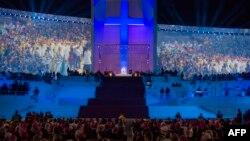 Brazil - Papa Françesku gjatë meshës në plazhin Copacabana, 26Korrik2013