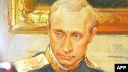 Vladimir Putin çar obrazında
