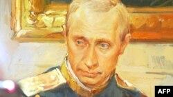 V.Putin Çar obrazında