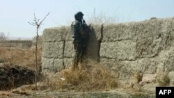 Avganistanski vojnik