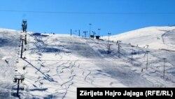 Qendra e skijimit në Kodrën e Diellit në Maqedoninë e Veriut. Foto nga arkivi.