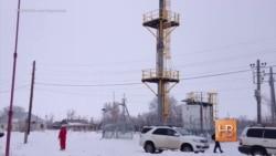 В Казахстанском селе школьников отравляют выбросы с газового месторождения