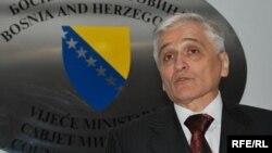 Prime Minister Nikola Spiric