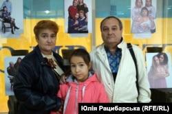 Родина Костріченків