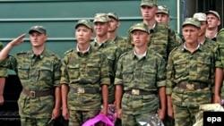 У российских пограничников установились самые теплые отношения с абхазским духовенством