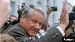 Борис Ельцин, 1991 год.