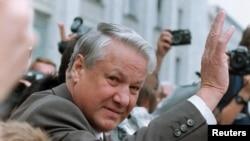 Ельцин и люди