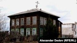 Бывший Дом детского творчества в селе Мостовское
