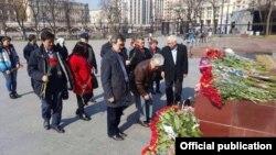 Фото предоставлено кыргызской диаспорой в РФ.