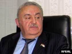 Шодӣ Шабдолов, раиси ҲКТ.