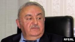 Шодӣ Шабдолов, раҳбари Ҳизби коммунисти Тоҷикистон