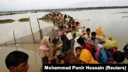 Oko 400 tisuća muslimanskih izbjeglica Rohinža koji su pobjegli od nasilja u Mjanmaru