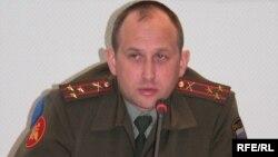 2-нче хәрби комиссариат җитәкчесе Дмитрий Гурылов