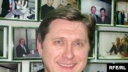 Політолог Володимир Фесенко