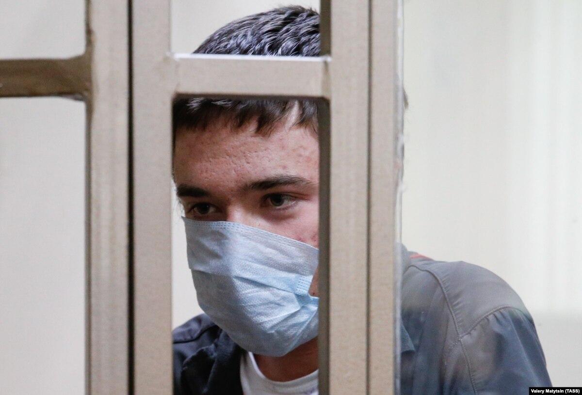 Верховный суд России признал законным приговор украинцу Павлу Грибу