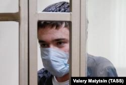 Павло Гриб у російському суді, березень 2019 року