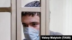 Павло Гриб у суді в Ростові-на-Дону, Росія, 22 березня 2019 року