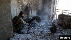 Rusiyameylli separatçılar Ukrayna ordusunu atəşə tutur - 9 oktyabr 2014