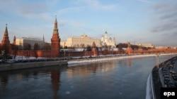 Ռուսաստան - Տեսարան մայրաքաղաք Մոսկվայից, արխիվ