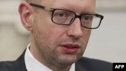 Арсений Яценюк в Белом доме