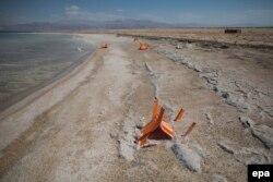 Узьбярэжжа Мёртвага мора