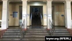 В севастопольской поликлинике