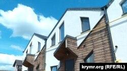 Житловий комплекс, побудований Михайлом Джамалем «Кримський квартал»