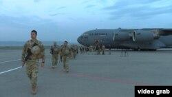 کلفلند: نیروهای که به آنجا رفتهاند آنان در قسمت آموزش و مشوره با نیروهای افغان همکاراند.